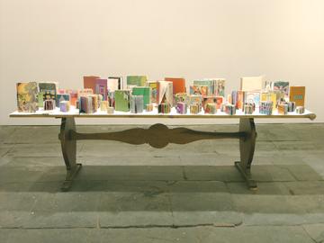 artists books london
